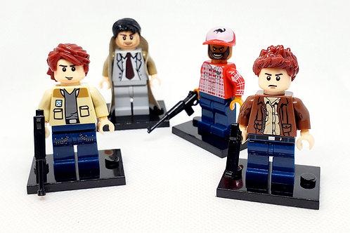 Supernatural (Set of 4 Figures)