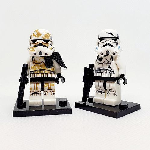 Stormtrooper Battle Set