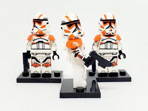Clone 3-Pack (Orange)