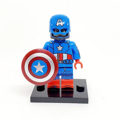 Captain America (Classic Blue)