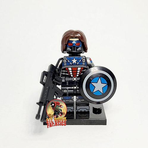 The Winter Soldier (Cap Suit)