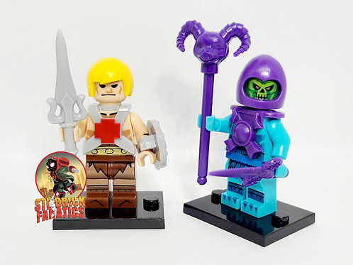 He-Man Skeletor Battle Pack
