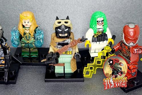 Nightmare Batman Set (Snyder Cut)