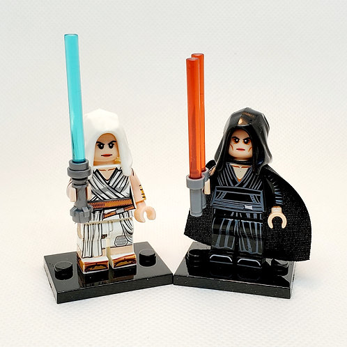 Rey (Light vs. Dark set of 2)