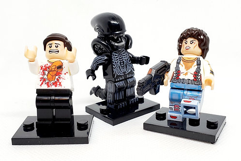 Alien Xenomorph Set
