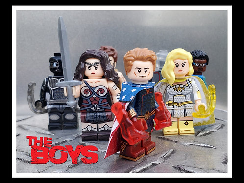 The Boys (Set of 7 Figures)