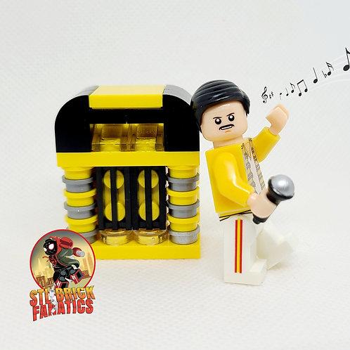 Freddy Mercury W/Jukebox