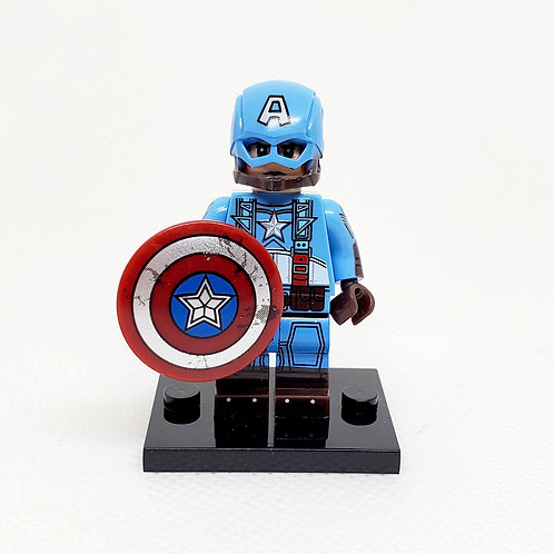 Captain America (Powder Blue)
