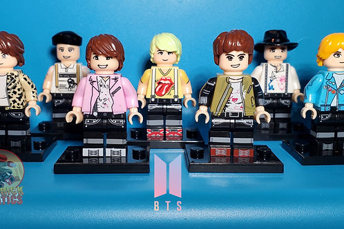 BTS (Band of 7 Figures)