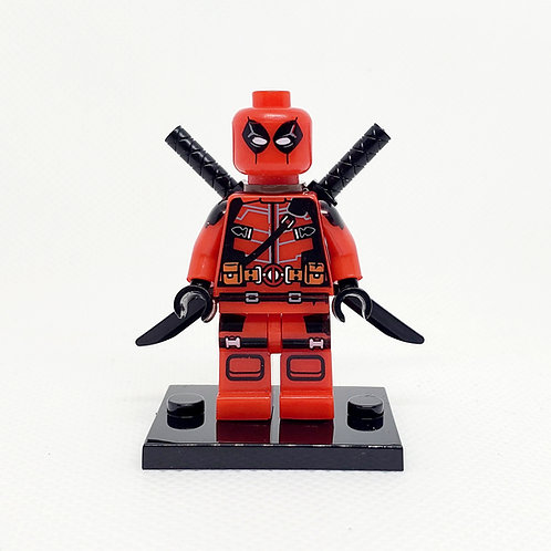 Deadpool (Classic Red)
