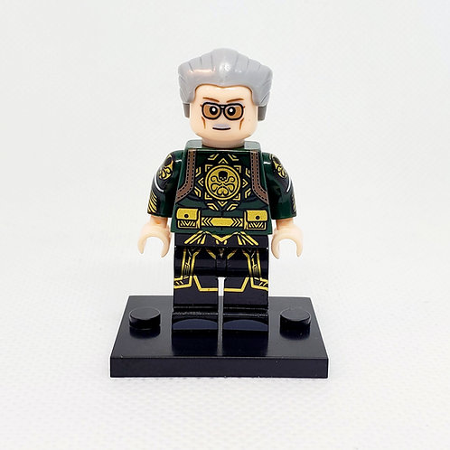 Stan Lee (Spy)