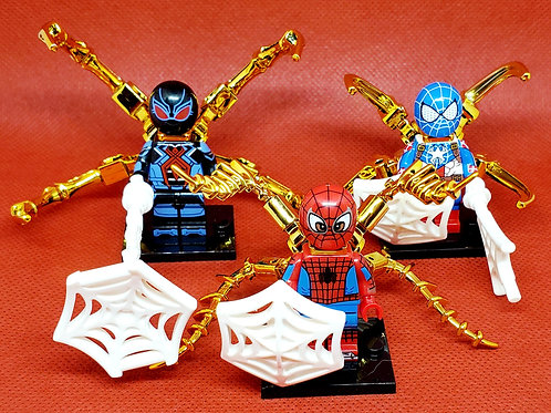 Iron Spider 3-Pack (Bling)