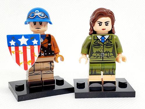 Captain America, Peggy Carter Set