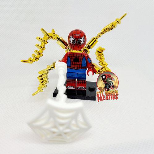 Miles Morales Iron Spider (Chromed)
