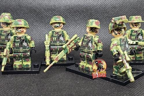 Camo Marines