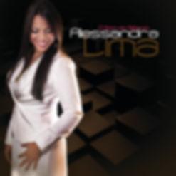 Site oficial da cantora Alessandra Lima uma das ministras de louvor da Igreja Sarando a Terra Ferida