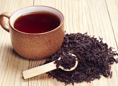 Propriétés des Thés: 3. Le thé noir