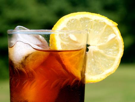 Recette de thé glacé et ses variantes