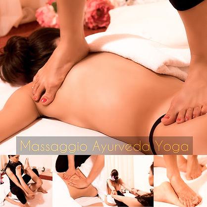 Collage per site Venicia Massaggio Ayurv