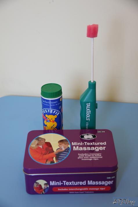 平衡敏感度口肌工具