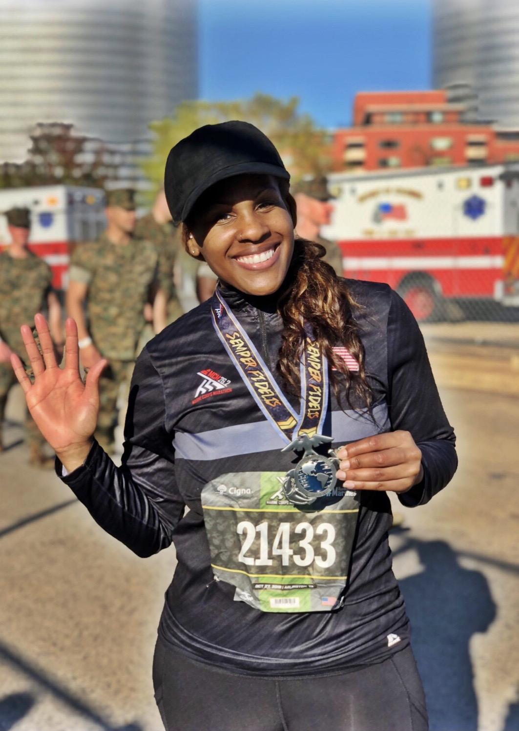 Fifth Marathon