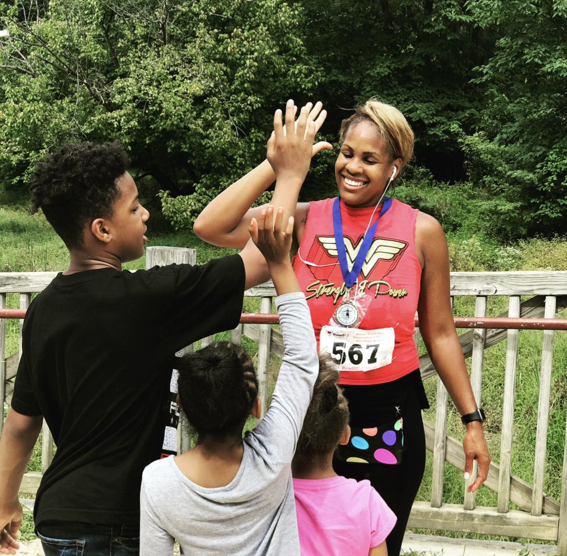 Third Marathon
