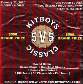 Soccer Tournament 5v5