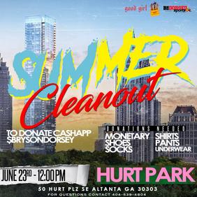 Summer Cleanout