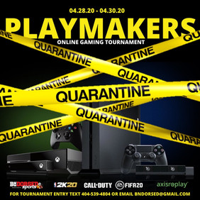 Online Gaming Tournament