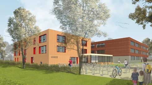 Schulerweiterung Schulzendorf