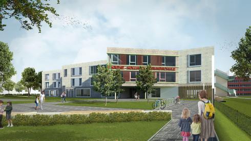 Neubau Grundschule Käthe-Kollwitz, Waren (Müritz)