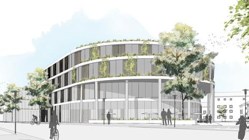 Städtebauliche Konzeption für den Entwicklungsbereich Friedrich-Ebert-Straße Süd