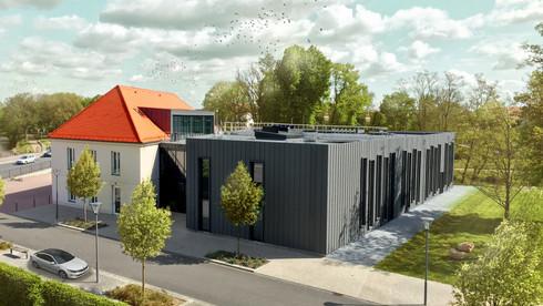 Stadtbibliothek Oranienburg