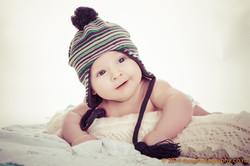 A Cuddly Little Boy!