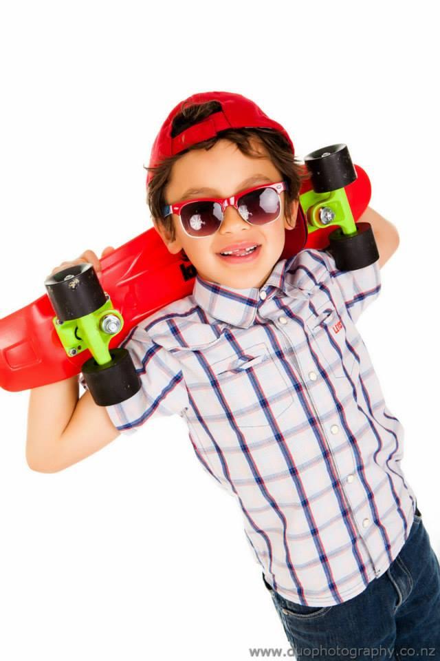 Skater Boy!