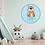 Thumbnail: Geboortedecoratiebord 29
