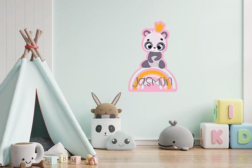Geboortedecoratiebord 12