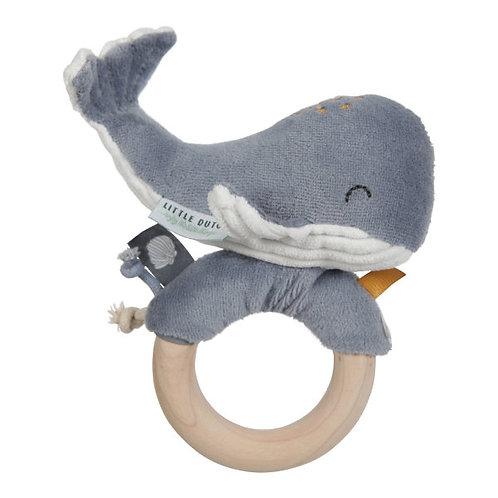 Little dutch walvis blauw