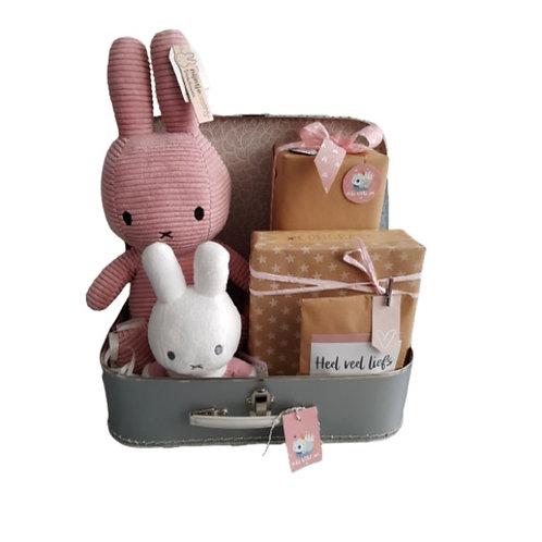 Geboortepakket koffer XL