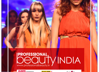 MELINE Dermal Filler, Participated in Professional Beauty India 2019