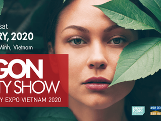 Participates in the 2020 K-beauty Ho Chi Minh exhibition, beyond COVID-19