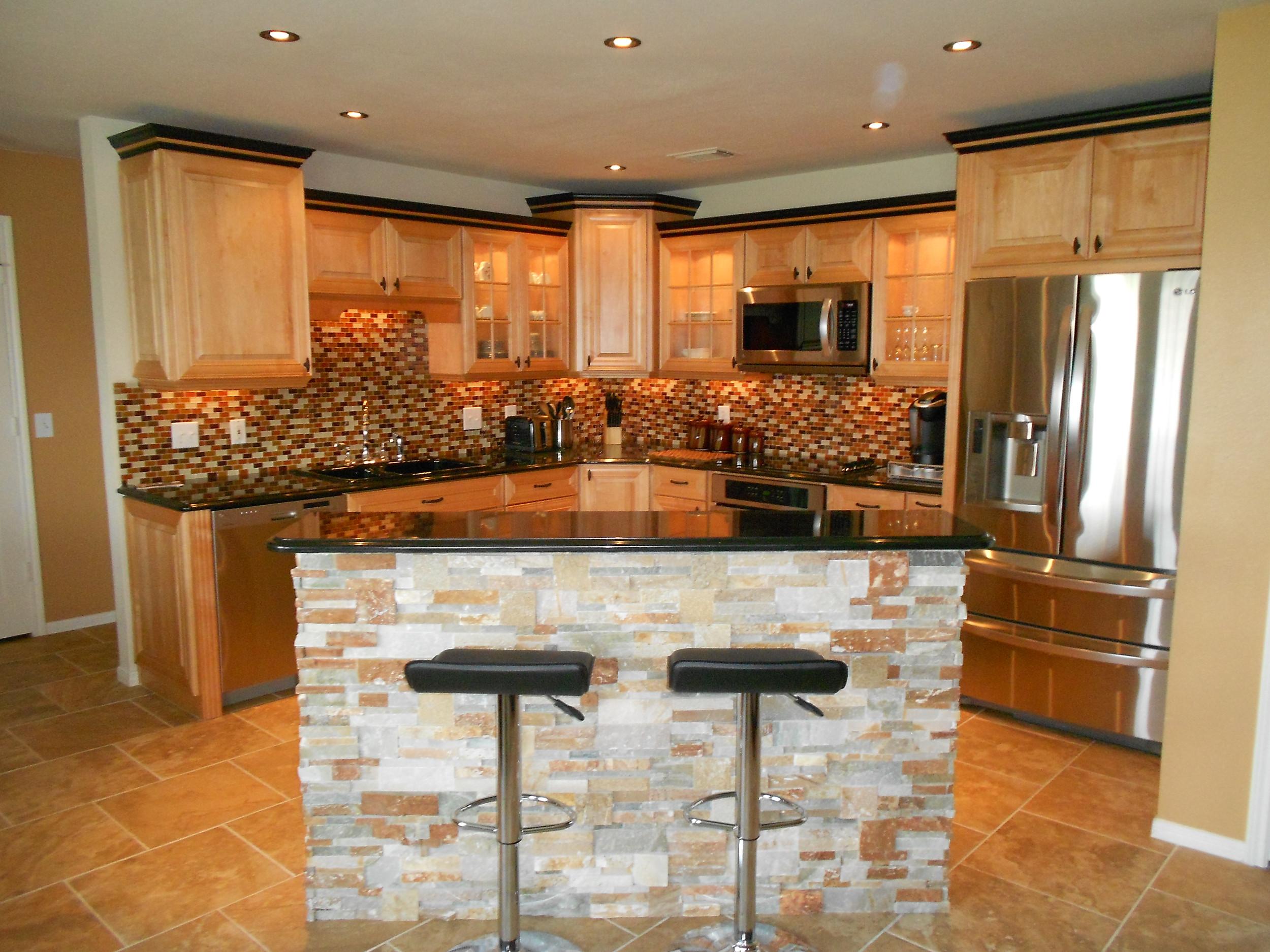 Conroe Kitchen Remodeling