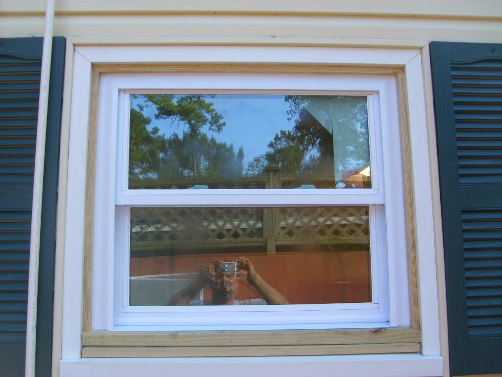 Conroe Window installation