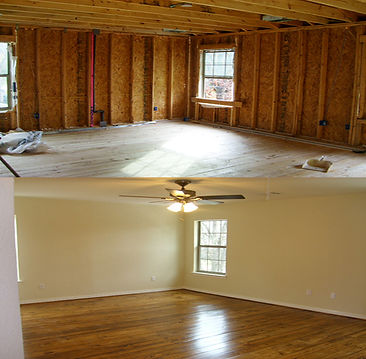 Conroe Attic Conversions to Mother-in-Law Suite