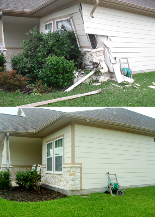 Conroe home remodeling & repairs
