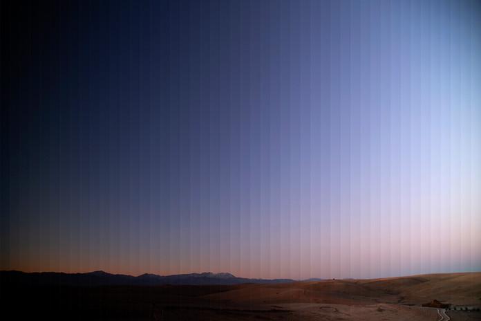 Sunrise in Marocco