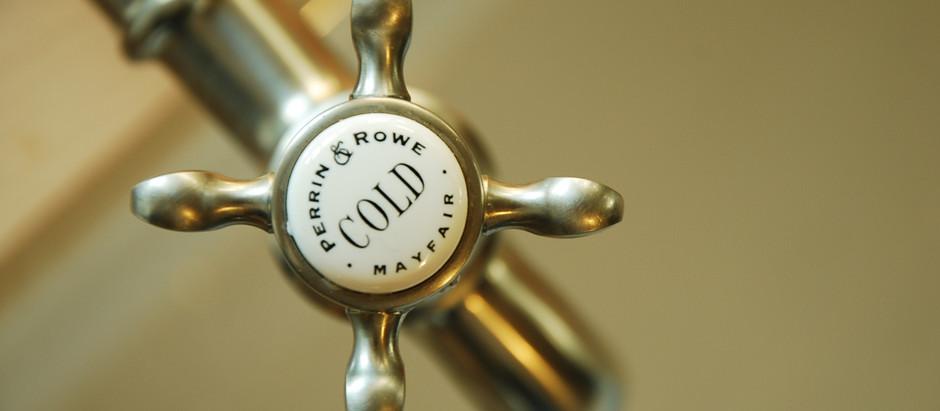 Perrin&Roweの水栓