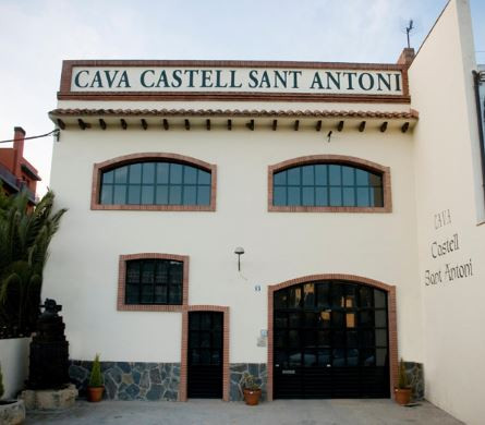 Bodega Castell Sant Antoni