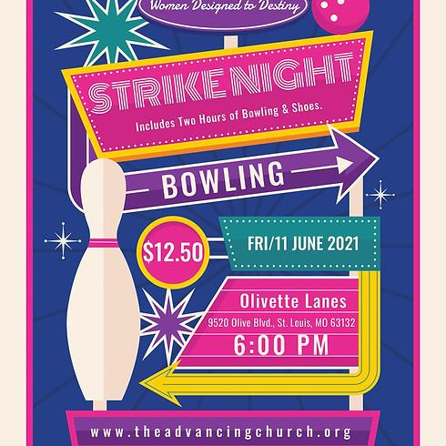 "Women's ""Strike Night"" Bowling Event"