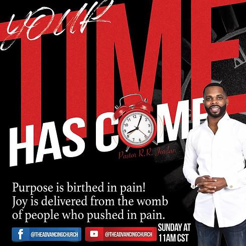 11AM > Church Service > The Advancing Church